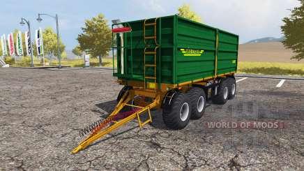 Fuhrmann FF multifruit для Farming Simulator 2013