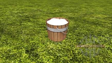 Fertilizer bucket для Farming Simulator 2017