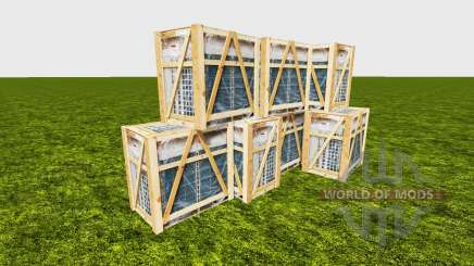 Cargo box stack для Farming Simulator 2015