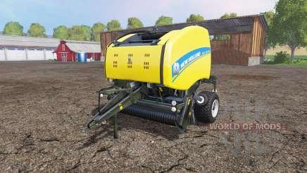 New Holland Roll-Belt 150 wet grass для Farming Simulator 2015