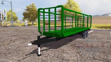 Straw trailer для Farming Simulator 2013