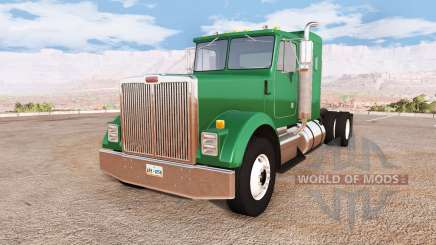 Gavril T-Series long haul для BeamNG Drive