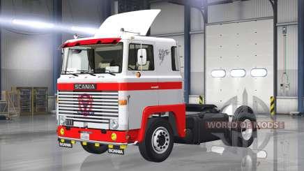 Scania 111 v2.0 для American Truck Simulator