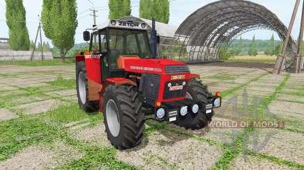 Zetor 16145 v3.0 для Farming Simulator 2017
