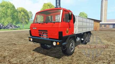 Tatra 815 agro для Farming Simulator 2015