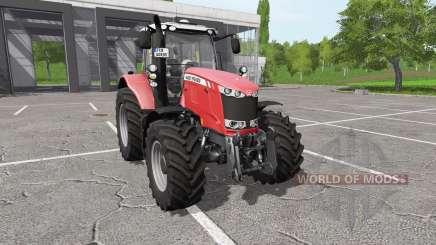 Massey Ferguson 6615 для Farming Simulator 2017