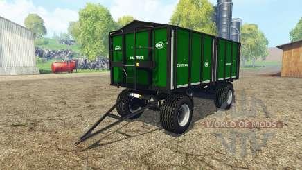 BRANTNER Z 18051-G Multiplex v1.1 для Farming Simulator 2015