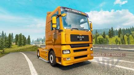 MAN TGA v1.1 для Euro Truck Simulator 2