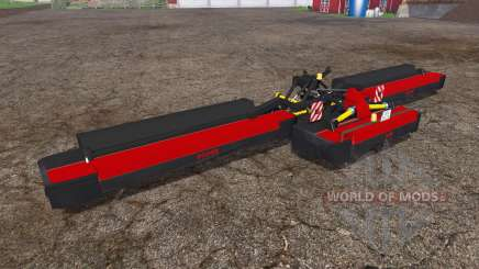 Dodge mower v1.1 для Farming Simulator 2015