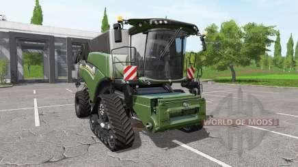 New Holland CR10.90 multicolour v1.2 для Farming Simulator 2017