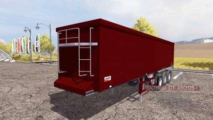 Kroger Agroliner SRB3-35 для Farming Simulator 2013