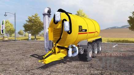 USA trailer tank v1.2 для Farming Simulator 2013