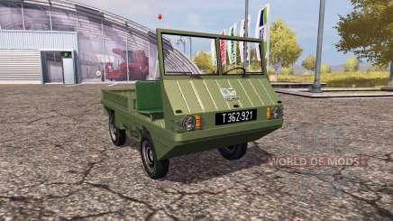 Steyr-Puch Haflinger для Farming Simulator 2013