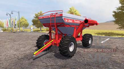Jan Tanker Magnu 25000 для Farming Simulator 2013