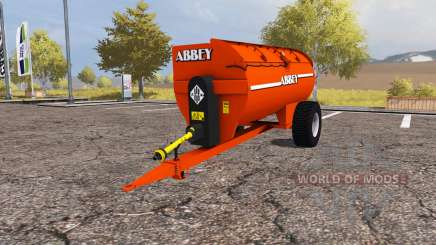 Abbey 2550 для Farming Simulator 2013