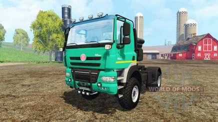 Tatra Phoenix T 158 4x4 для Farming Simulator 2015