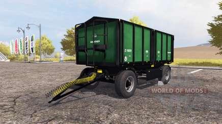 BRANTNER Z 18051-G Multiplex для Farming Simulator 2013