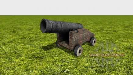 Cannon для Farming Simulator 2015