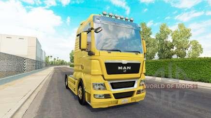 MAN TGX v7.0 для American Truck Simulator