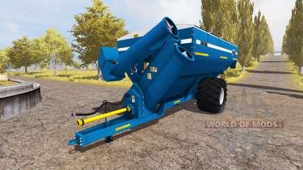 Kinze 1050 multifruit для Farming Simulator 2013