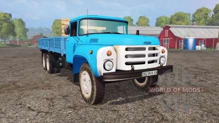 ЗиЛ 133ГЯ для Farming Simulator 2015
