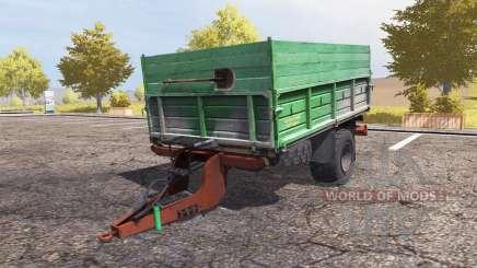 Tipper tractor trailer для Farming Simulator 2013