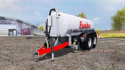 Fuchs tank manure v2.0 для Farming Simulator 2013