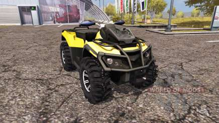 Can-Am Outlander 1000 XT для Farming Simulator 2013