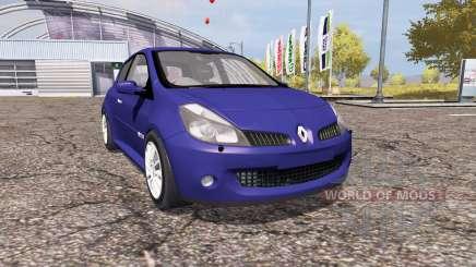 Renault Clio R.S. для Farming Simulator 2013