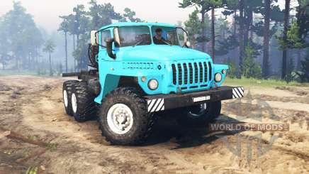 Урал 4320-30 для Spin Tires