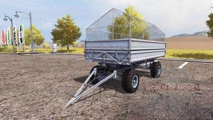 Fortschritt HW 80 silo v2.0 для Farming Simulator 2013