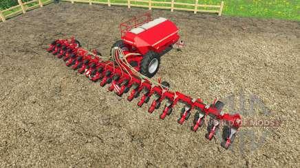 HORSCH Maestro 12 SW v3.0 для Farming Simulator 2015