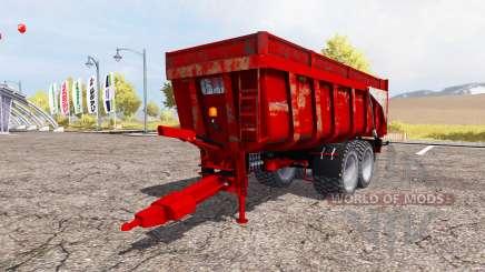 Gilibert 1800 PRO для Farming Simulator 2013