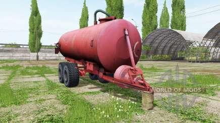 МЖТ 10 для Farming Simulator 2017