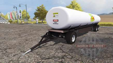 Fertilizer trailer v1.1 для Farming Simulator 2013