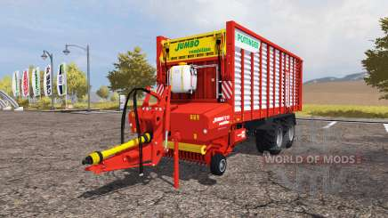 POTTINGER Jumbo 7210 Combiline для Farming Simulator 2013
