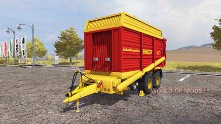 Schuitemaker Rapide 125 для Farming Simulator 2013