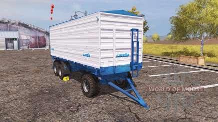 Casella tipper trailer для Farming Simulator 2013