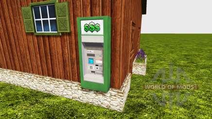 ATM machine для Farming Simulator 2015