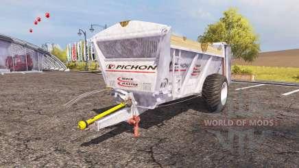 PICHON Muck Master M16 для Farming Simulator 2013