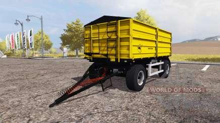 Wielton PRS-2-W14 v4.0 для Farming Simulator 2013