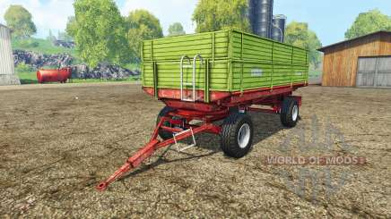 Krone Emsland для Farming Simulator 2015