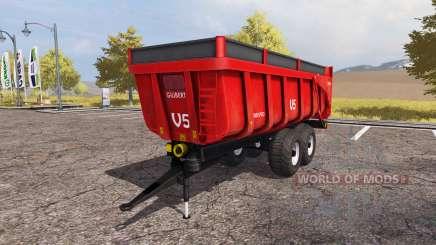 Gilibert 1800 PRO v5.6 для Farming Simulator 2013