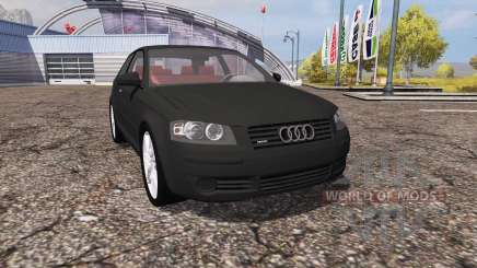 Audi A3 quattro (8L) для Farming Simulator 2013