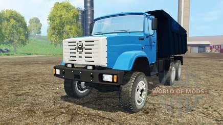 ЗиЛ ММЗ 4520 для Farming Simulator 2015