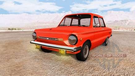 ЗАЗ 968М Запорожец для BeamNG Drive