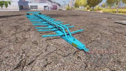 Bremer bale trailer v1.1 для Farming Simulator 2013