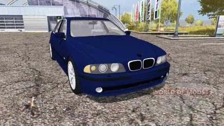 BMW 540i (E39) для Farming Simulator 2013