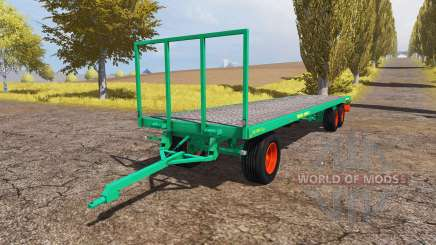 Aguas-Tenias PGRAT v3.5 для Farming Simulator 2013