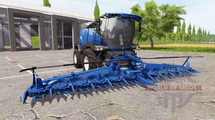 New Holland FR850 v6.0 для Farming Simulator 2017